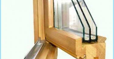 Como hacer ventanas de madera con doble acristalamiento