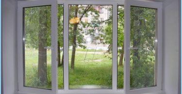 ¿Cómo aislar las ventanas de plástico: plafones, alféizar de la ventana