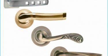 Instalar las manijas de las puertas interiores