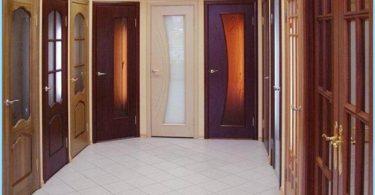 ¿Cómo construir las puertas interiores