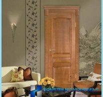 Puertas interiores de pino