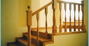Encofrado para escaleras de hormigón