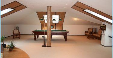 Diseño e instalación de techo de mansarda sistema