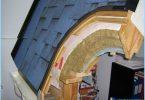 El dispositivo para la empanada de techado perfilado