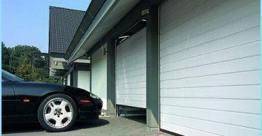 puertas levadizas seccionales de garaje
