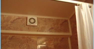 Cómo instalar la campana en el cuarto de baño, el diagrama de cableado