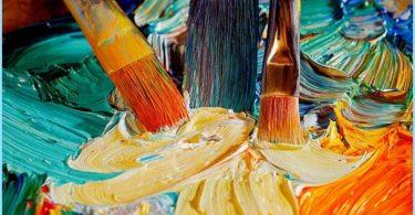 La pintura de aceite 15 mA, 115 pF