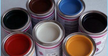 pintura alquídica para uso interior y exterior en metal y madera
