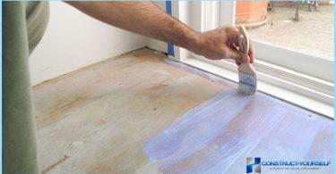 Tipos de pinturas para suelos de madera