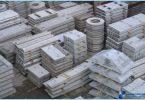 Todas las estructuras de hormigón prefabricado
