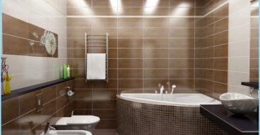 iluminación de baño
