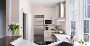 diseño de interiores pequeña cocina