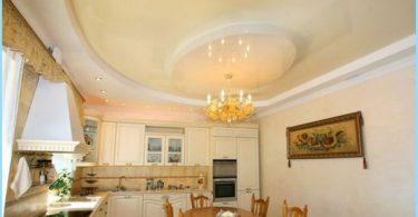 techos Imágenes del diseño en la cocina