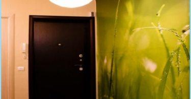 foto de la pared en el pasillo y el pasillo