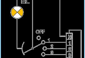 Cómo conectar el ventilador a través del relé