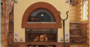 El encubrimiento del horno con el fin de que no tenga grietas