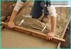 Cómo hacer sus propias manos - rocalla programa de plantación y un ejemplo del dispositivo