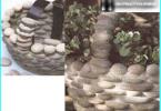 crestas verticales con sus propias manos: 3 mejor método de dispositivo
